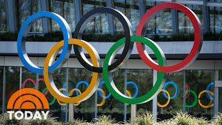 2020 Tokyo Olympics Postponed: Mike Tirico Weighs In | TODAY