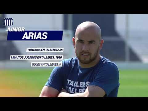 Entrada en Calor con Junior Arias