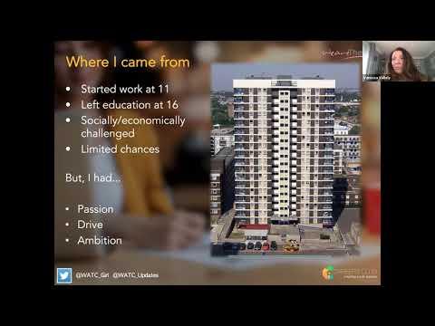 The Power of Profile - KX Talk - Keynote by Vanessa Vallely OBE