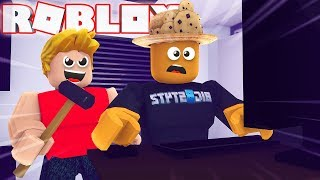 ALMOST CAUGHT BY BEAST!! | Roblox Flee The Facility