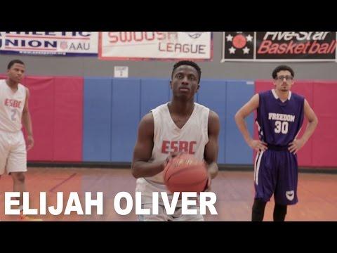 Eastside Escalades: Elijah Oliver Class of 2016
