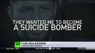 'You have one leg, why not be a suicide bomber?': Russian ex-ISIS fighter on life as a terrorist