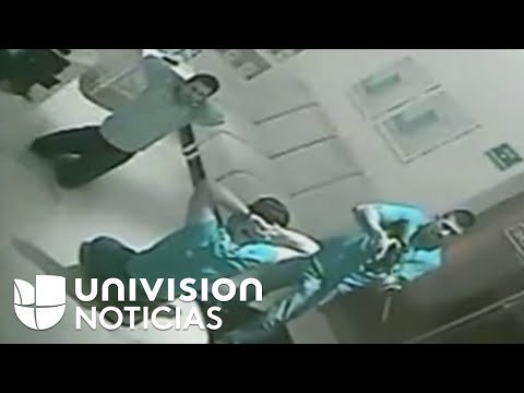 """Secuestro de hijo de """"El Chapo"""" fue captado en video"""