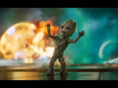 Cute Baby Sorry Hd Wallpaper Guardianes De La Galaxia Vol 2 Intro Baby Groot Espa 241 Ol