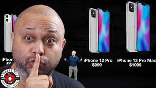 iPhone 12 prices leaked - What Jon Prosser didn't tell you!