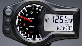 RX8 1JZ GTE VVTi D4D (Acewell 6656 - display)