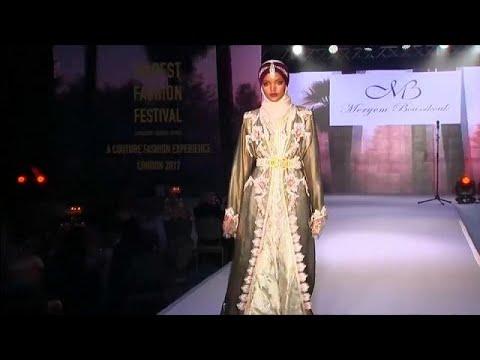 عرض أزياء للموضة المحتشمة في لندن  - نشر قبل 2 ساعة