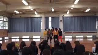 [AF] 七里ガ浜高校 ダンス部 3年生を送る会