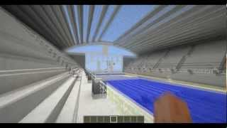 Minecraft zwembad / Swimming pool + download