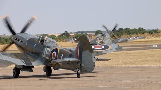 Duxford Flying Legends - 2018  A Balboa of WW II Fighting Aircraft
