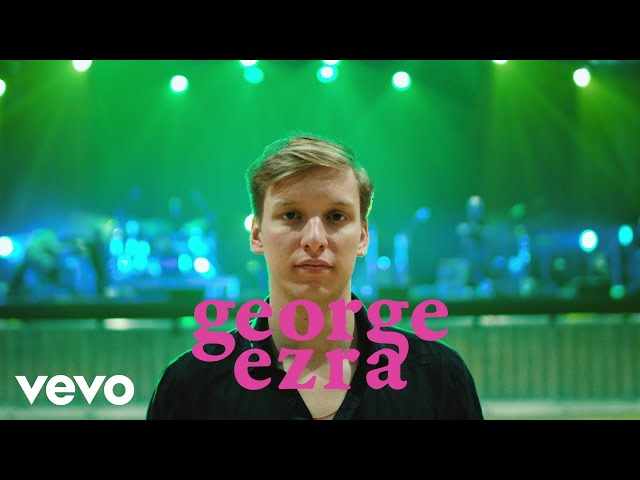 George Ezra - Shotgun (Lyric Video)