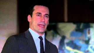 "Don Draper's ""Kodak Carousel"" Ad Pitch (Mad Men)"