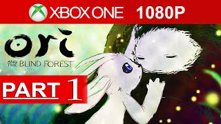 Ori And The Blind Forest Gameplay Walkthrough Part 1 [1080p HD] - No Commentary