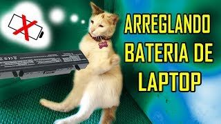 Arreglando Baterías de laptops!! ?? Se puede?