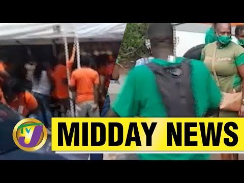 VOTE BUYING in Jamaica's Election - Report   TVJ News - June 3 2021