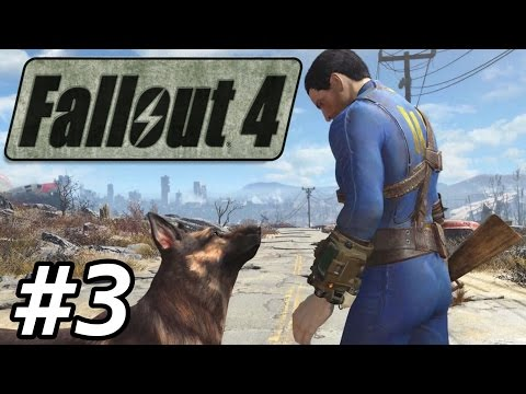"Fallout 4 | E03 | ""Museum of Freedom"" (Gameplay / Playthrough / 1080p)"