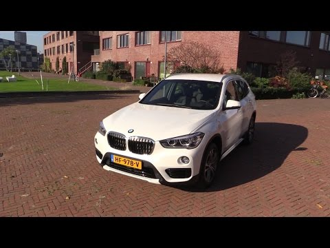 BMW X1 2016 Start up Drive In Depth Review Interior Exterior