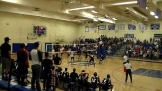 LA Jordan vs SDA Boys Volleyball pt. 5