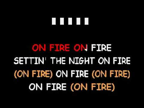 NJBOB260 12   Kane Brown RT   Setting The Night On Fire