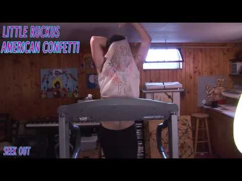 AMERICAN CONFETTI - Full album while Little Ruckus runs on a treadmill.