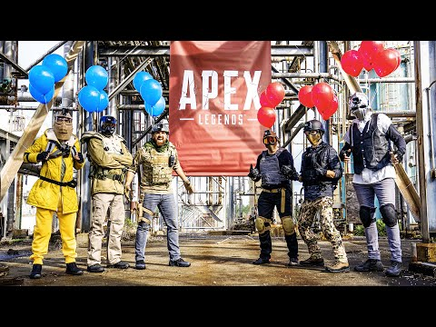 Airsoft Battle Royale