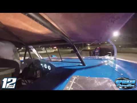 Brad Seng On-Board Jamestown Speedway Stock Car Stampede