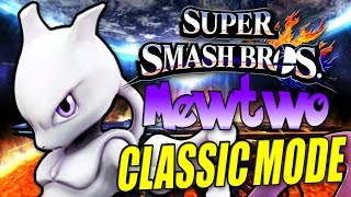 """THE KING OF POKEMON HAS RETURNED"" - [Super Smash Bros Wii U Classic Mode #1]"