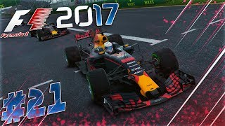 F1 2017 КАРЬЕРА - ИГРА РЕШИЛА ПОШУТИТЬ