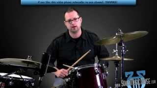 Drum Lessons Online - How To Play Several Disco Drum Beats