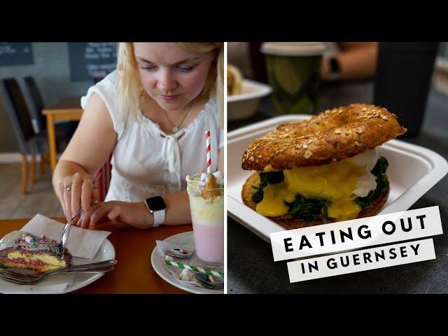 Street Food in Guernsey | Tour of Guernsey's Best Restaurants