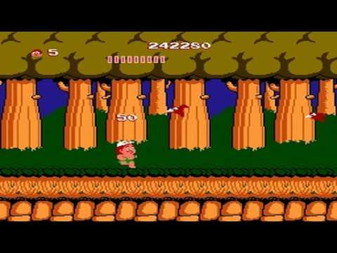 Hudson's Adventure Island Walkthrough