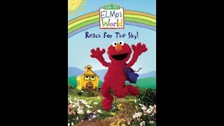 Elmo's World: Reach For The Sky (2006 DVD)