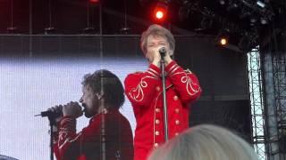 Bon Jovi - Bed of Roses Live @ Zeebrugge July 24th 2011