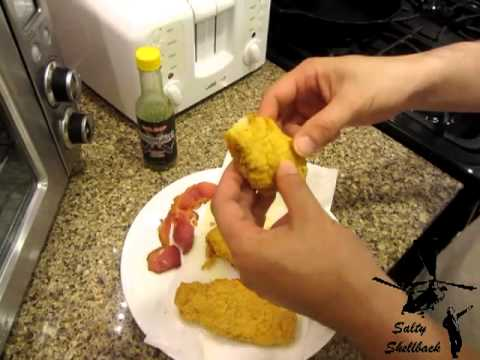 Mustard Battered Catfish