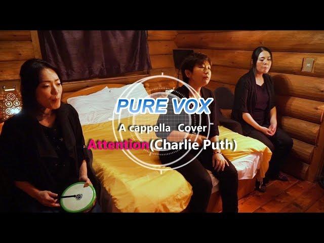 【洋楽カバー アカペラ】Charlie Puth - Attention