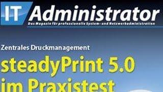 Zeitschrift IT Administrator Computer Magazin 4/14 mit Microsoft CD