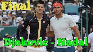 Джокович - Надаль прогноз на финал , бесплатные прогнозы на теннис на сегодня , Ставки на теннис