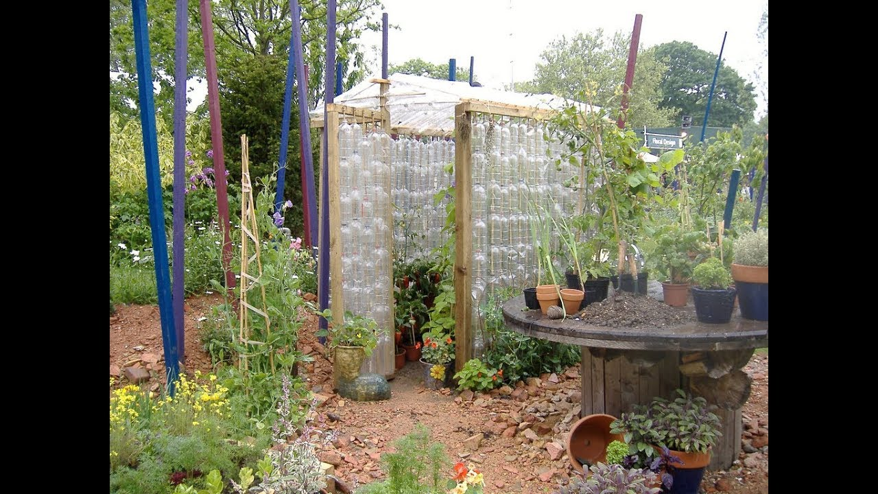 Cool 60 Plastic Bottle Garden Ideas Design 2017
