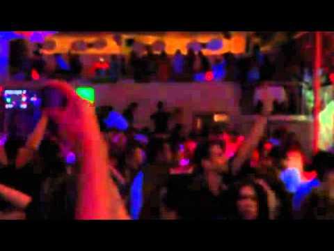 Maceo Plex droping under the sheets at @ Calypso Club Hammamet - Tunisia 18/07/2012