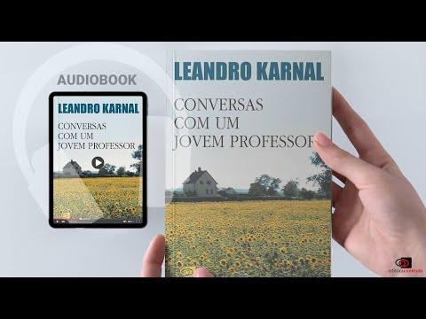 audiobook-'conversas-com-um-jovem-professor',-de-leandro-karnal