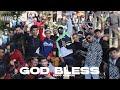 ZAKO Feat. Kibou - God Bless (Clip Officiel) Prod by Amine SP