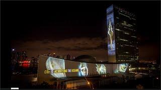 Illuminations pour un appel à l'action mondial pour les écosystèmes et le climat