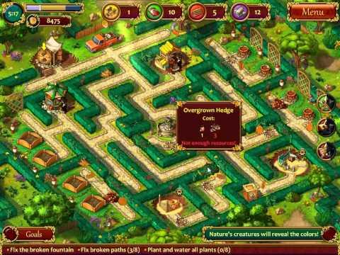 Gardens Inc 3 - A Bridal Pursuit Collector's Edition Special Level 1 Goldzeit