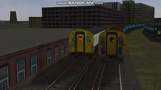 Open Rails - London South East - Class 411 4CEP