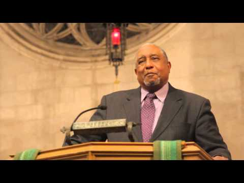 """What has happen to the movement?!!"" Dr. Bernard LaFayette Jr 2014 Season for Nonviolence"