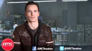 Michael Fassbender (Magneto) of X-Men- F...