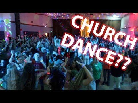 MAKING CHURCH DANCES MORE FUN!