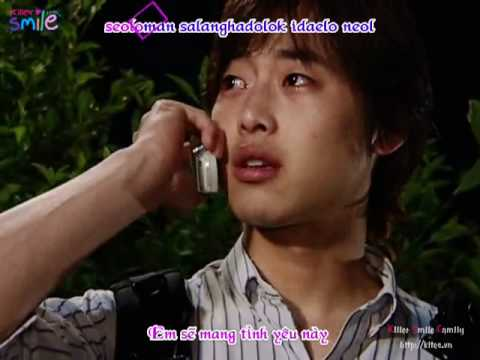 [Vietsub+Kara] Dont Let The Farewell Come -  Page (Romance OST)