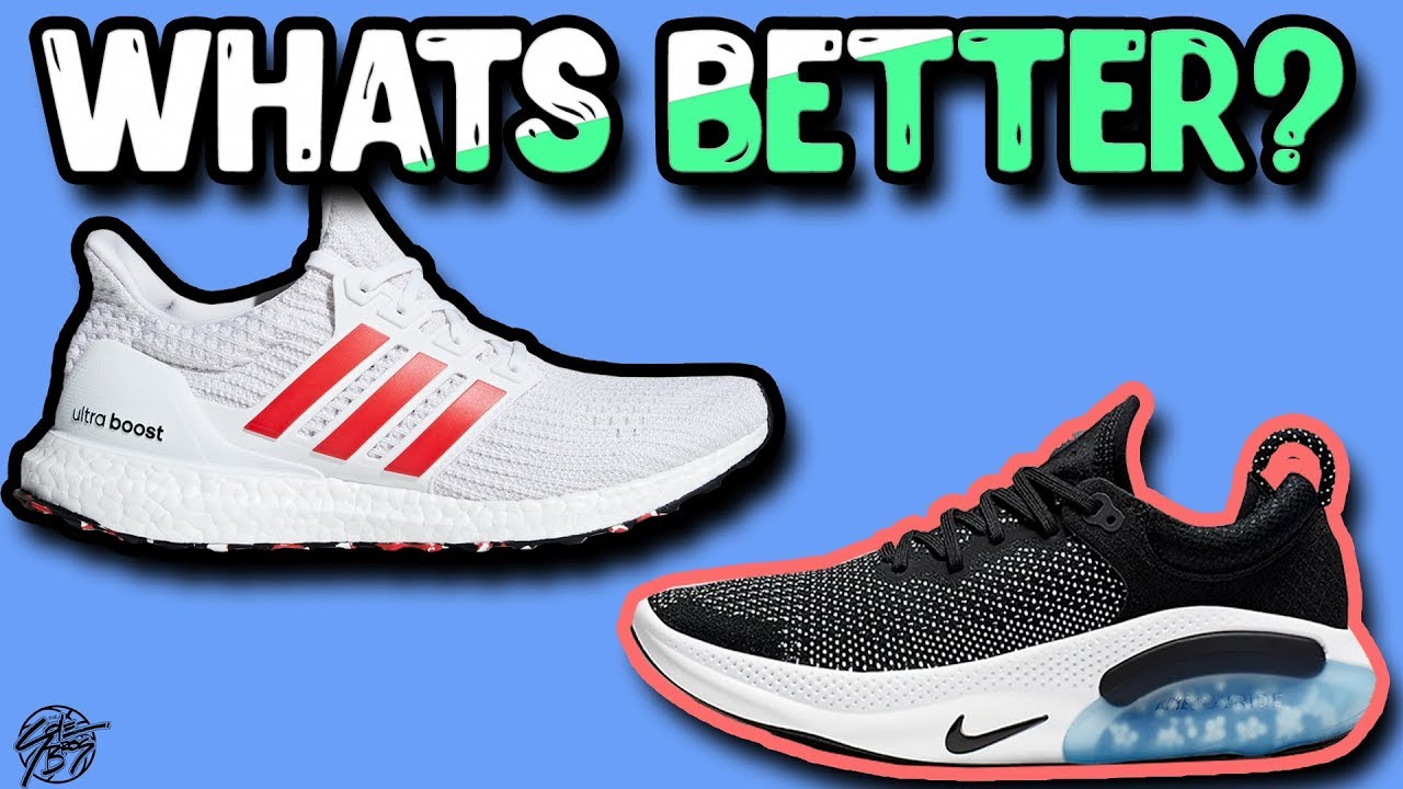 nike ultra boost running