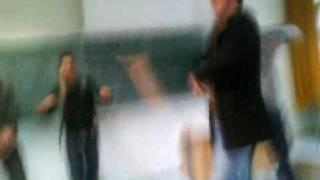 Sexy Turk/Pol classroom dance porn Fail